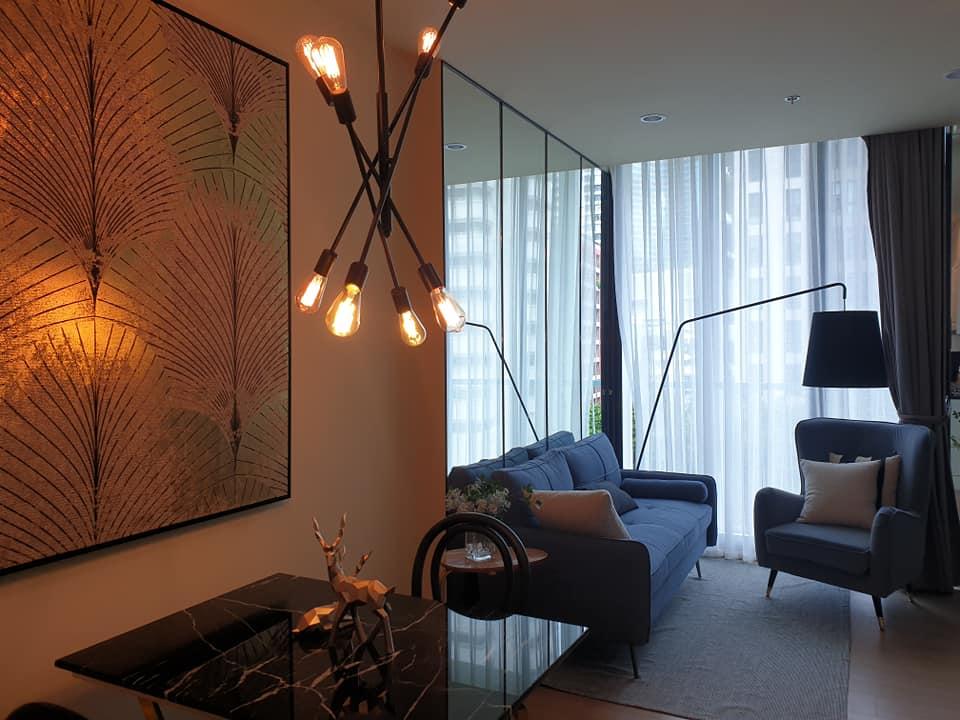 ภาพNoble Recole - Brand New Beautifully furnished & Ready To Move In / BTS Asoke