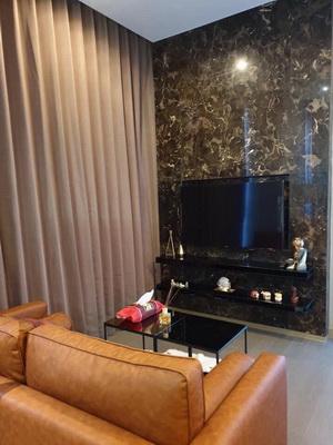 ภาพ(เช่า) FOR RENT THE ESSE SINGHA COMPLEX / 1 bedroom / 48 Sqm.**42,000** Brand New Condo. Fully Furnished. CLOSE MRT PETCHABURI