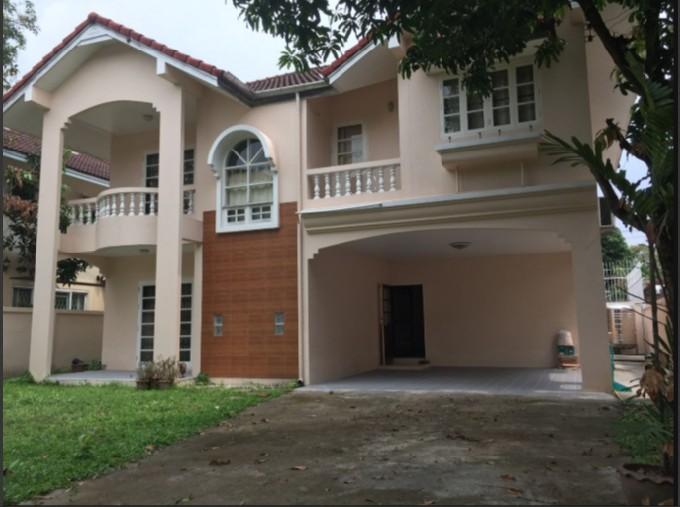 ภาพRH341ให้เช่าบ้านเดี่ยว 2 ชั้น 92 ตารางวา รามคำแหง 150 ใกล้โรงเรียนเตรียมอุดม น้อมเกล้า