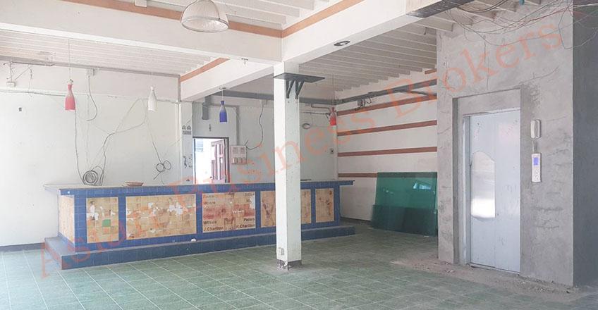 ภาพ1202078 ขายอาคารพาณิชย์ 2 คูหา มีลิฟท์ ใกล้ถนนเลียบชายหาด พัทยา