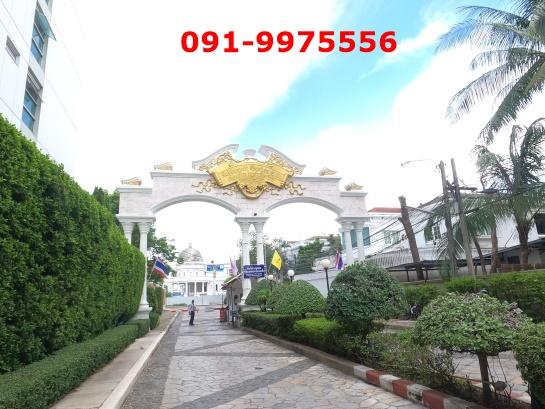 ภาพขายบ้านเดี่ยว หมู่บ้านสุขุมวิทการ์เด้นท์ซิตี้ สุขุมวิท 79 (Sukhumvit Garden City) ติดถนนสุขุมวิท ใกล้BTS อ่อนนุช เพียง 150 เมตร ทำเลทอง ใจกลางเมือง ราคาถูก ติดBTSสายสุขุมวิท