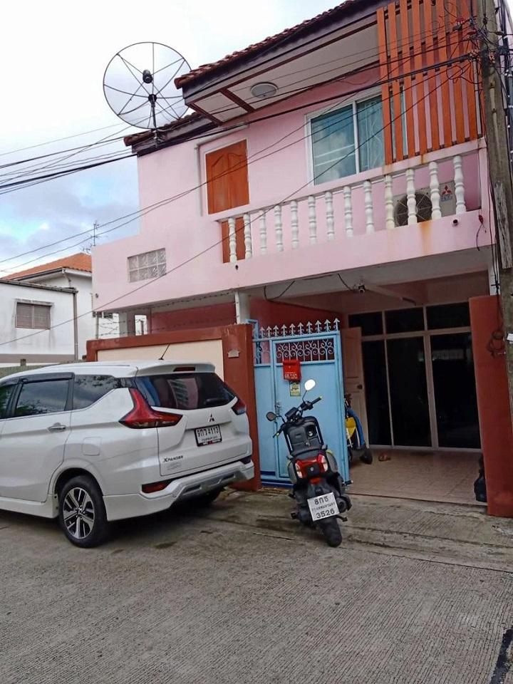 ภาพขายบ้านเดี่ยว 2 ชั้น  ถนนมิตรไมตรี ใกล้รถไฟฟ้า อ.เมืองสมุทรปราการ