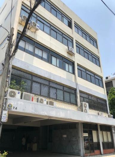 ภาพให้เช่าอาคารสำนักงาน 5 ชั้น พร้อมโกดัง มีที่จอดรถ ซอยวิภาวดี 20 เหมาะทำธุรกิจ สำนักงาน โกดัง ตกแต่งพร้อมใช้งาน เดินทางสะดวก เข้าออกได้หลายทาง ใกล้เซนทรัล ลาดพร้าว MRT