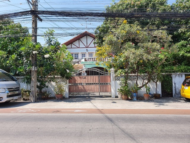 ภาพขายบ้านเดี่ยว 2 ชั้น 117 ตารางวา หมู่บ้านนนท์นคร