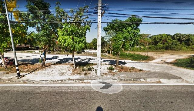 ภาพขาย !! ที่ดินเปล่า ติดถนนเพชรเกษม จังหวัดเพชรบุรี