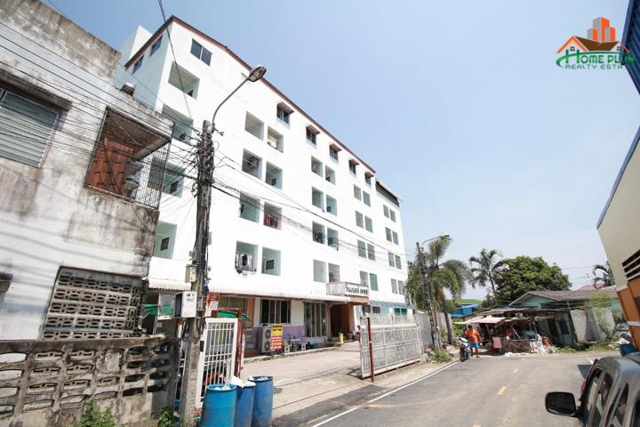 ภาพขายอพาร์ทเม้นท์ซอยโรงพยาบาลเปาโล สูง 6 ชั้นพร้อมลิฟท์100ห้อง