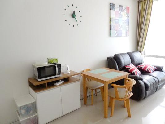 ภาพ(เช่า) FOR RENT TC GREEN RAMA 9 / 1 bedroom / 40 Sqm.**12,500** Fully Furnished. HOT DEAL. CLOSE SHOW DC