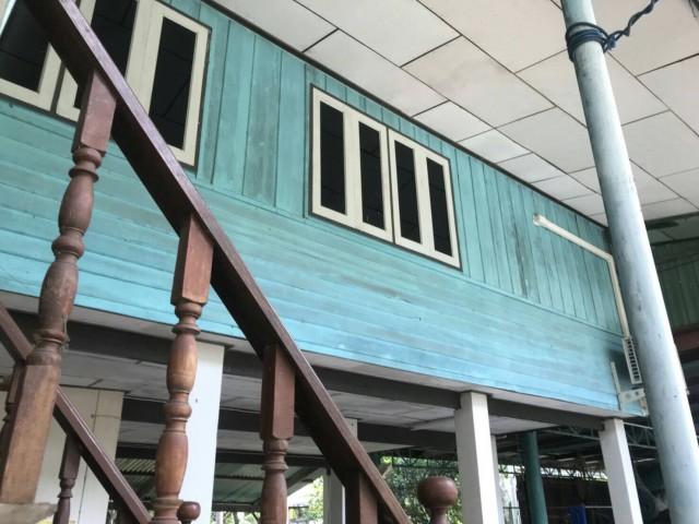 ภาพขายบ้านเดี่ยวเนื้อที่ 114 ตารางวา  อ.บ้านหมี่