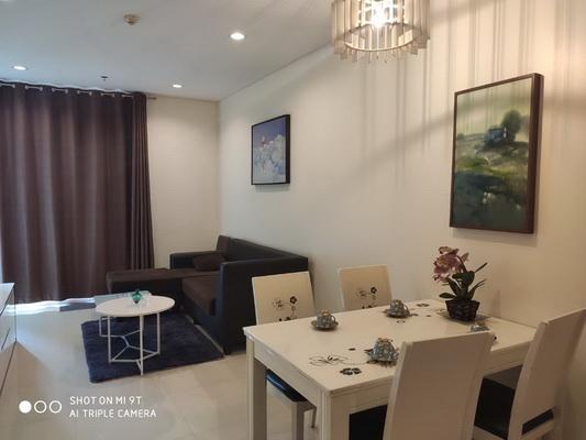 ภาพ(เช่า) FOR RENT VILLA ASOKE / 1 bedroom / 48 Sqm.**25,000** Newly Decorated. Fully Furnished. CLOSE MRT PETCHABURI