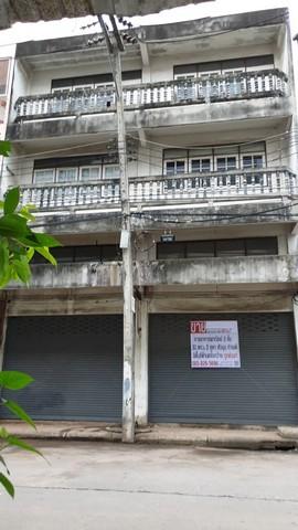 ภาพขายอาคารพาณิชย์3ชั้น 2คูหา 32 ตรว. บางคูวัด ปทุม