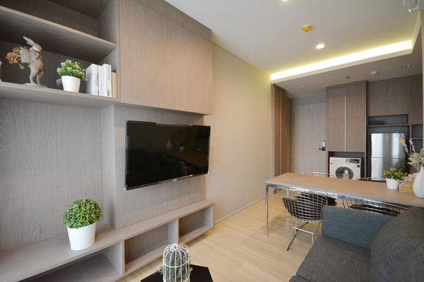 ภาพ(เช่า) FOR RENT M JATUJAK CONDOMINIUM / 2 beds 2 baths / 56 Sqm.**30,000** PET FRIENDLY. Fully Furnished. CLOSE MRT JATUJAK