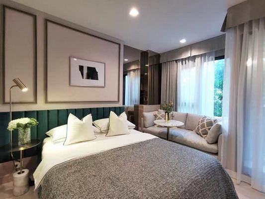ภาพ(เช่า) FOR RENT LIFE ONE WIRELESS / Studio / 24 Sqm.**20,000** Luxury Decorated. New Room. CLOSE BTS PLOENCHIT