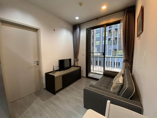 ภาพ(เช่า) FOR RENT NYE BY SANSIRI / 1 bedroom / 33 Sqm.**15,000** Modern Decorated. Fully Furnished. CLOSE BTS KRUNGTHONBURI