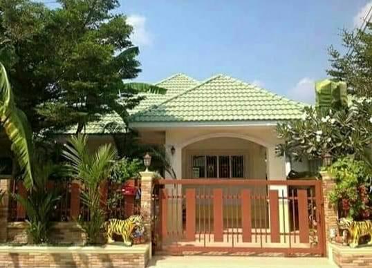 ภาพHouse for sale near Robinson Surin Sinthon Village, Nok Mueang Sub-district, Mueang Surin District, Surin Province Area 50 square meters
