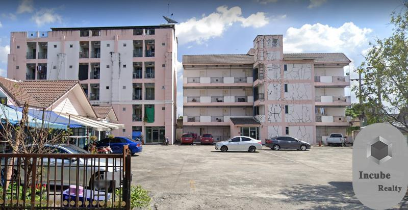 ภาพขายอพาร์ทเมนท์เมืองนนทบุรี 644.7 ตรว. 65 ล้าน