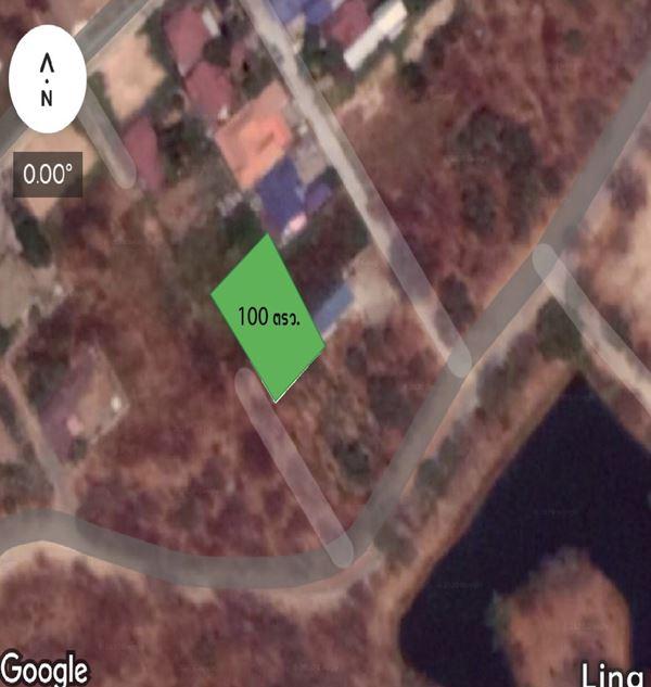 ภาพขายที่ดินเปล่า 100 ตร.ว ที่ดินจัดสรร ต.หนองปลาไหล เมืองสระบุรี