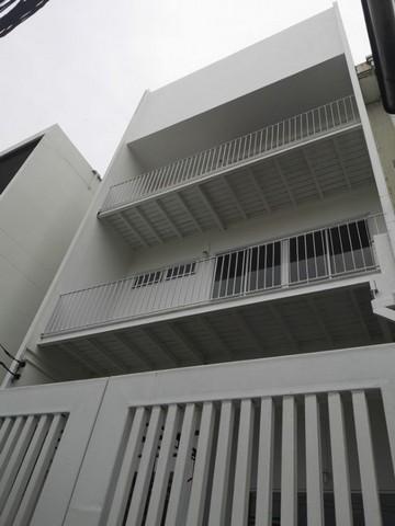 ภาพให้เช่า-ขายบ้านทาวน์เฮ้าส์ ใกล้ mrtใต้ดินสุทธิสาร