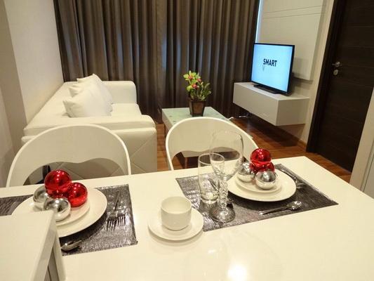 ภาพ(เช่า) FOR RENT IVY AMPIO RATCHADA / 1 bedroom / 44 Sqm.**30,000** Fully Furnished. Modern Decorated. CLOSE MRT RAMA 9
