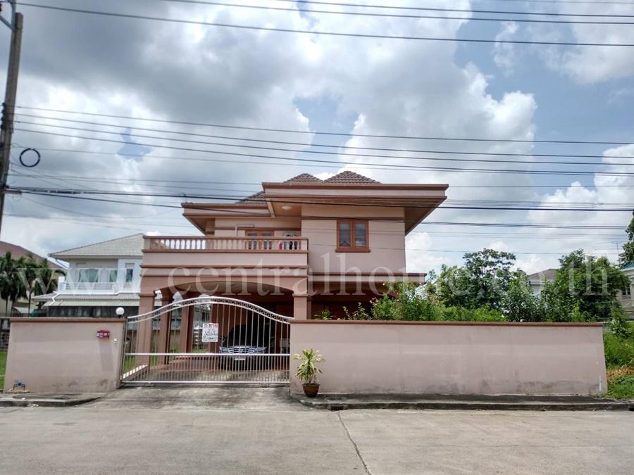 ภาพบ้านเดี่ยว หมู่บ้าน อมรชัย 3 บรมราชชนนี
