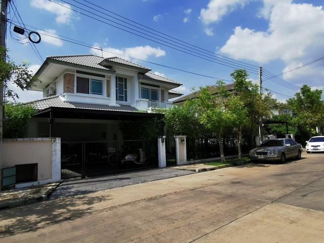 ภาพขายบ้านเดี่ยว หมู่บ้าน ธัญญาภิรมย์ ธัญบุรี คลอง 5