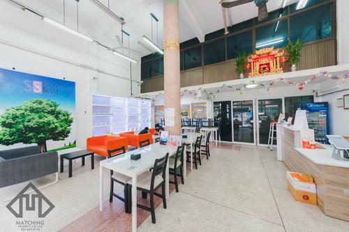 ภาพตึกแถว ห้วยขวาง ประชาอุทิศ 2คูหา สภาพใหม่ ทำเลดี