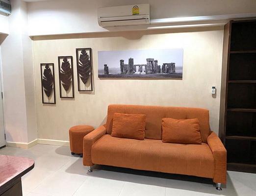 ภาพ(เช่า) FOR RENT AREE PLACE CONDOMINIUM / 1 bedroom / 47 Sqm.**14,000** Fully Furnished With Washer. CLOSE BTS AREE