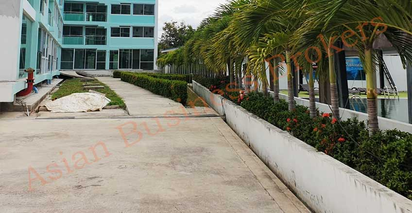 ภาพ1205047 ขายโปรเจ็คท์โรงแรม 123 ห้อง ที่จอมเทียน