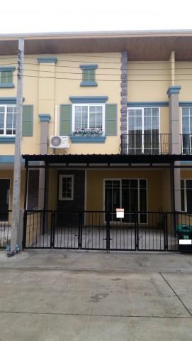 ภาพทาวน์โฮม Golden town2 อ่อนนุช-พัฒนาการ
