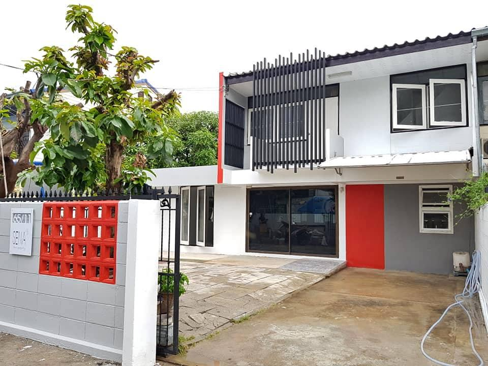 ภาพBPP74 ให้เช่าบ้านเดี่ยว 2 ชั้น หมู่บ้านเสนานิเวศน์1 ซอย ประดิษฐ์มนูธรรม18 ใกล้โรงเรียนสตรีวิทย์ 2