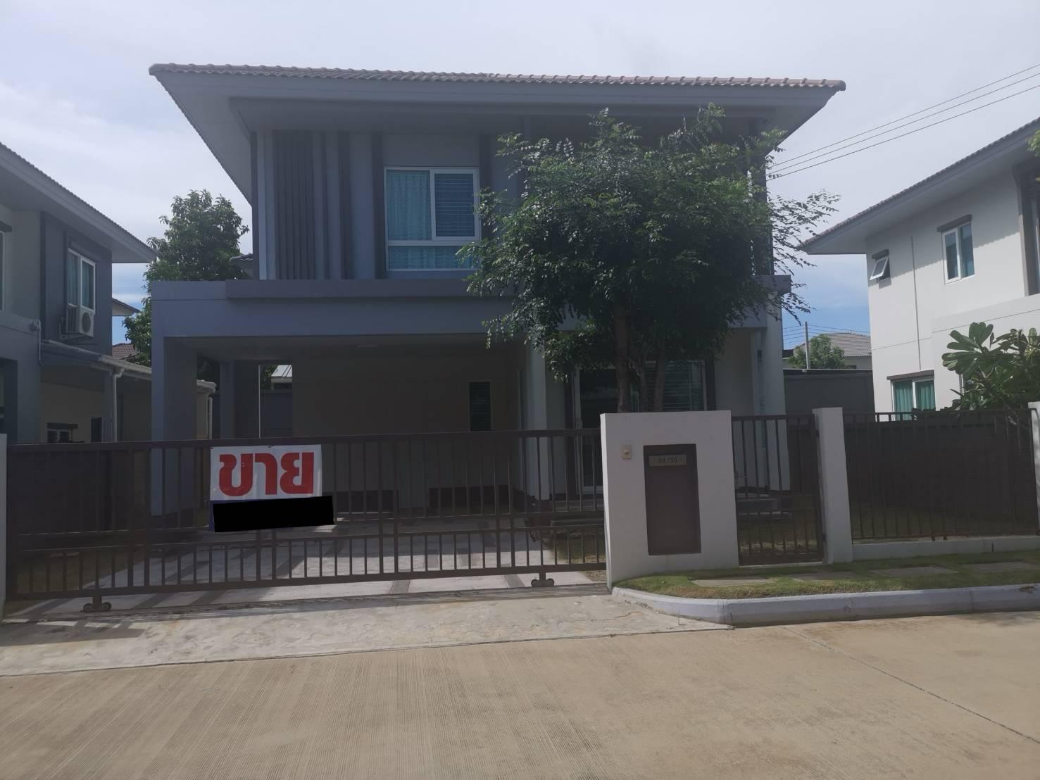 ภาพ#ขายบ้านเดี่ยว 50.6 ตรว. หมู่บ้านสราญสิริ 2 ติวานนท์-แจ้งวัฒนะ บ้านใหม่ เมือง ปทุมธานี บ้านคุณภาพจาก แสนสิริ#