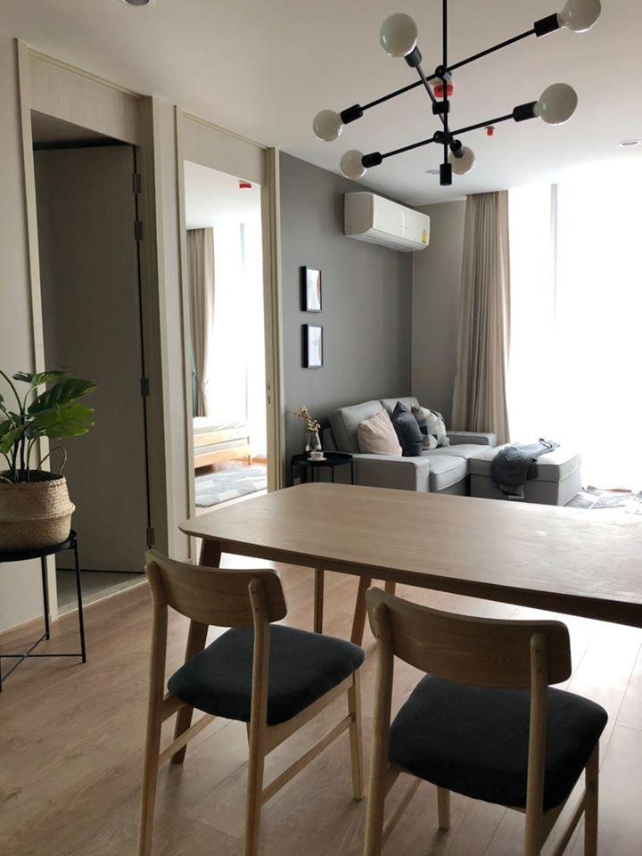 ภาพNoble Recole - Brand New Beautifully furnished & Ready To Move In / BTS Asoke / 2 Bedrooms