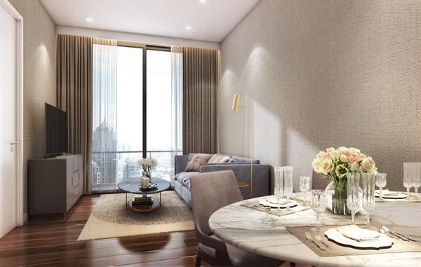 ภาพ(เช่า) FOR RENT KHUN BY YOO CONDOMINIUM / 1 bedroom / 50 Sqm.**65,000** Highend Condo. Brand New. CLOSE BTS THONGLOR