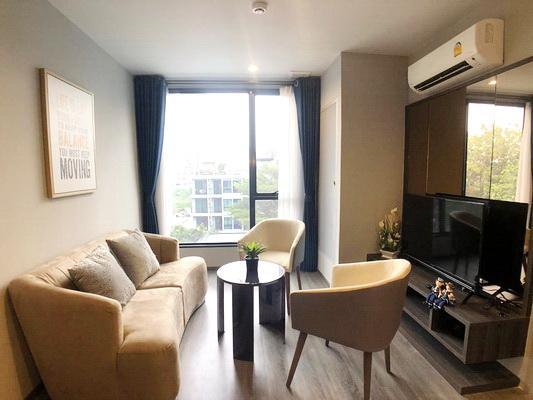 ภาพ(เช่า) FOR RENT IDEO MOBI SUKHUMVIT 40 / 1 bedroom / 35 Sqm.**20,000** Fully Furnished. Modern Decorated. CLOSE BTS EKKAMAI