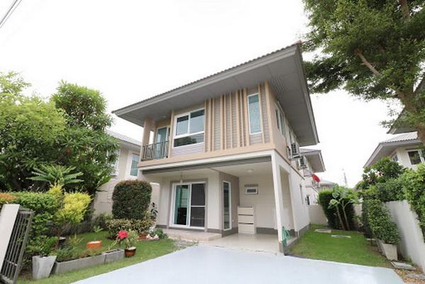 ภาพ(เช่า) FOR RENT KANASIRI BANGNA KM.26 / 3 beds 2 baths / 50 Sqw.**22,000** Fully Furnished. Modern Decorated. CLOSE ABAC BANGNA