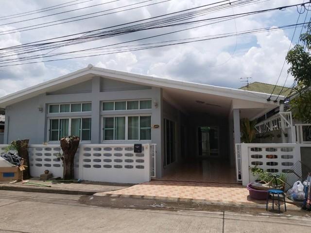 ภาพBMM1 ให้เช่าบ้านเดี่ยว หมู่บ้านสัมมากร ซอยรามคำแหง110 รีโนเวทใหม่ทั้งหลัง  บ้านสวย ทำเลดี