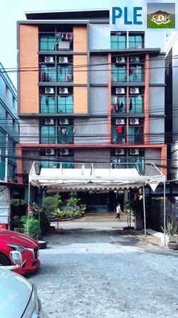 ภาพขาย !!  อพาร์ทเม้นท์ 6 ชั้น ซอยรัชดา 36 แยก 9