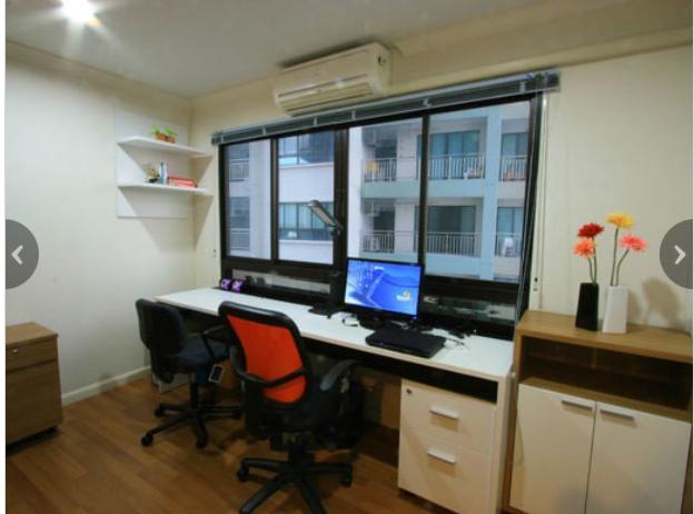 ภาพให้เช่า Lumpini Place นราธิวาส เจ้าพระยา 2ห้องนอน
