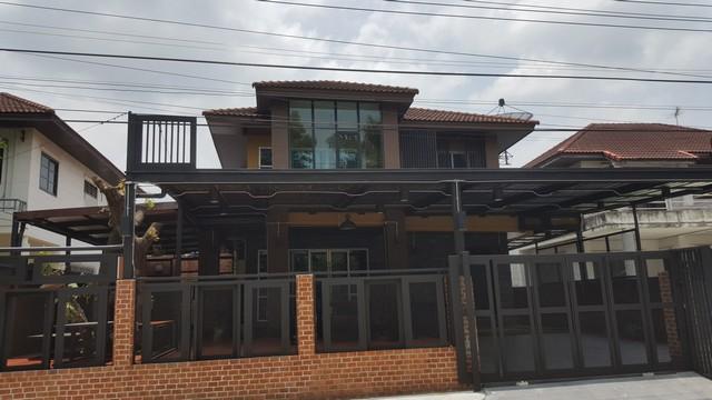 ภาพบ้านให้เช่าลาดกระบัง หนอกจอกมีนบุรี บ้านเปล่า