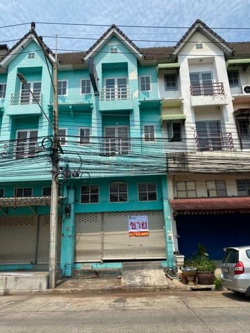 ภาพขายอาคารพาณิชย์ หมู่บ้านสถาพร
