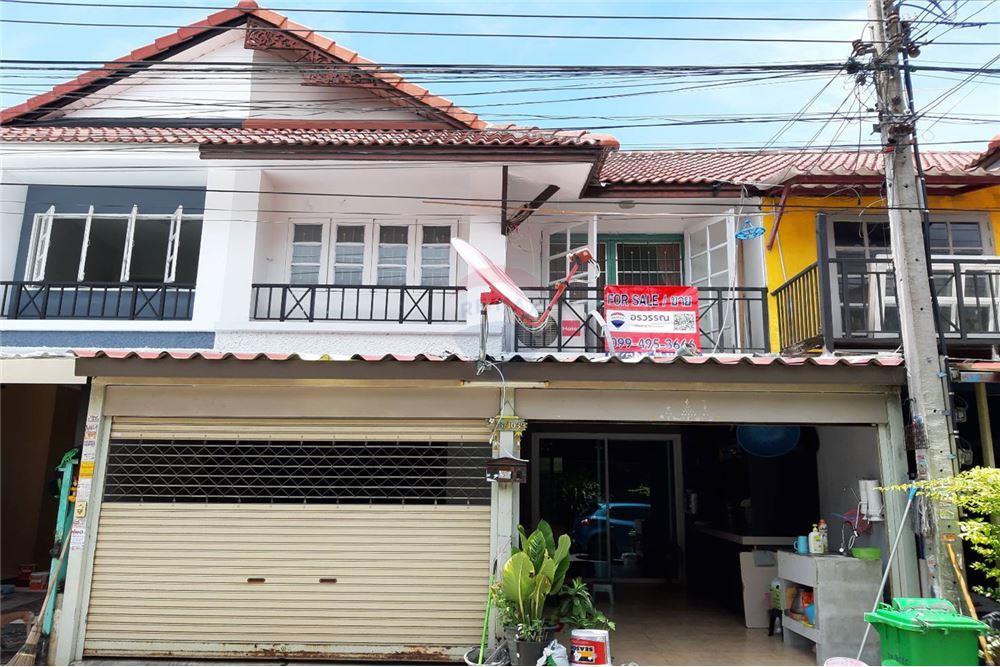 ภาพขายบ้านมือสอง พฤกษา 3 บางบัวทอง นนทบุรี