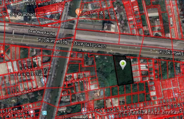 ภาพขายที่ดิน 3-2-76 ตรว. บางซื่อ ใกล้ MRTบางซ่อน