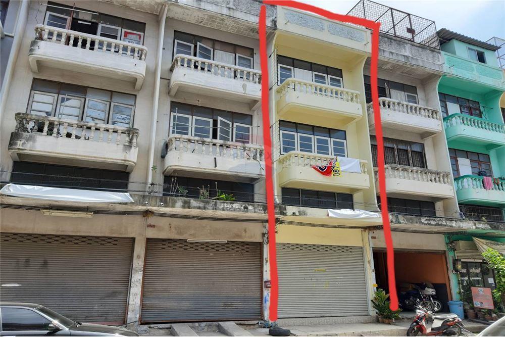 ภาพขายอาคารพาณิชย์มือสอง สวย พร้อมอยู่ บัวทองธานี บางบัวทอง นนทบุรี
