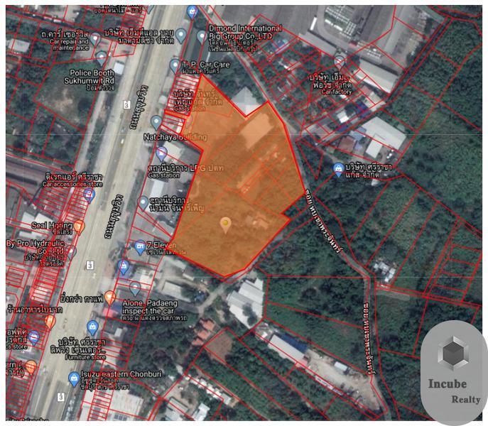 ภาพขาย ที่ดิน สุรศักดิ์ 9-3-96.0 ไร่ ราคา 700 ล้าน