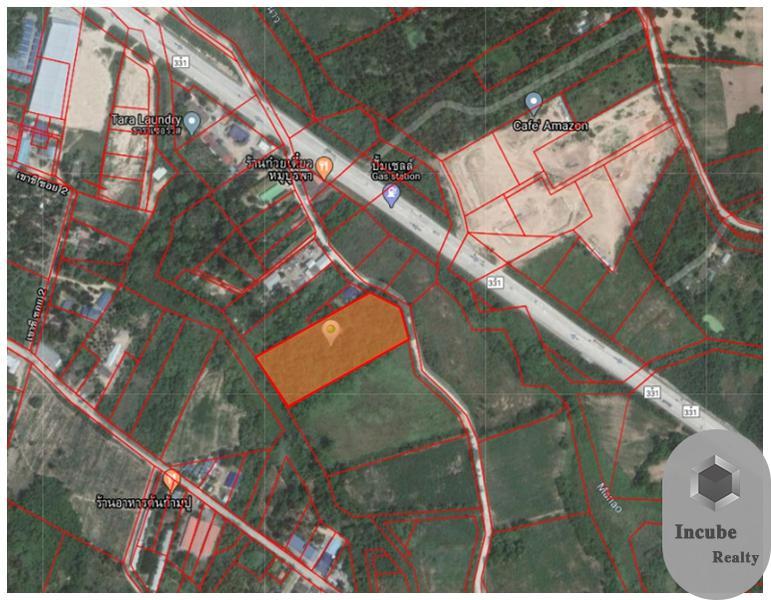 ภาพขาย ที่ดิน หนองขาม 9-1-84.0 ไร่ ราคา 33.11 ล้าน