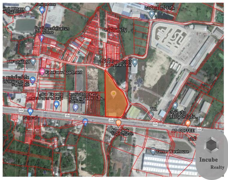 ภาพขาย ที่ดิน หนองซ้ำซาก 7-3-58.0 ไร่ ราคา 63.16 ล้าน