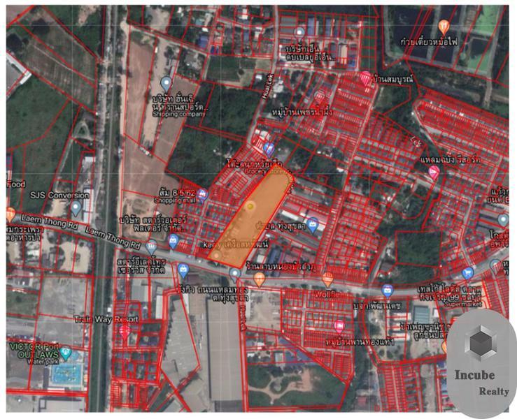 ภาพขาย ที่ดิน ทุ่งสุขลา 7-3-12.0 ไร่ ราคา 72.93 ล้าน