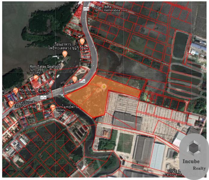 ภาพขาย ที่ดิน อ่างศิลา 20-2-0 ไร่ ราคา 460 ล้าน