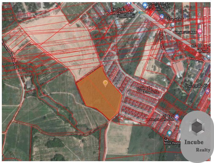 ภาพขาย ที่ดิน บ่อวิน 19-0-46 ไร่ ราคา 47.5 ล้าน