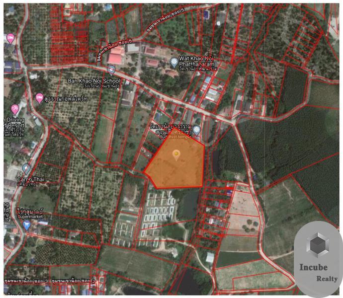 ภาพขาย ที่ดิน สุรศักดิ์ 12-2-44 ไร่ ราคา 47.92 ล้าน