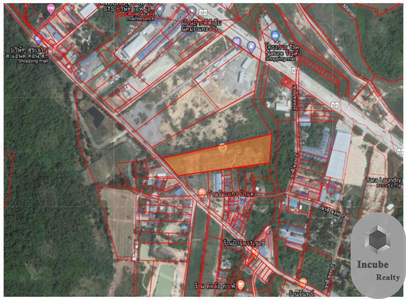 ภาพขาย ที่ดิน หนองขาม 10-3-47 ไร่ ราคา 70.64 ล้าน